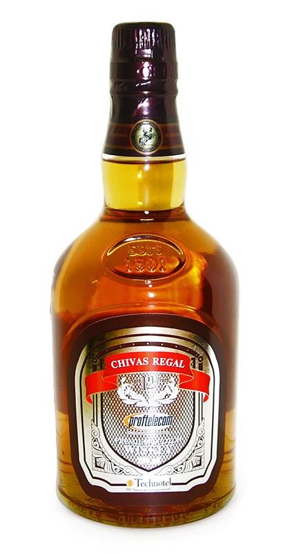 Виски с логотипом