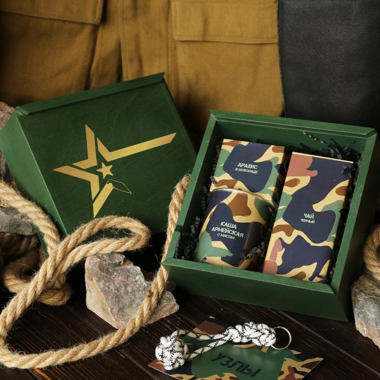Подарочный набор «Легендарный узел»