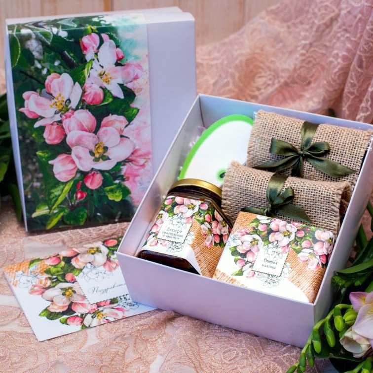 Подарочный набор «Аромат весны»