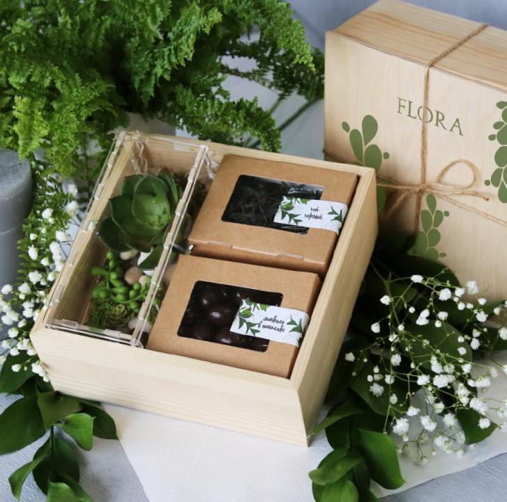 Подарочный набор «Флора»