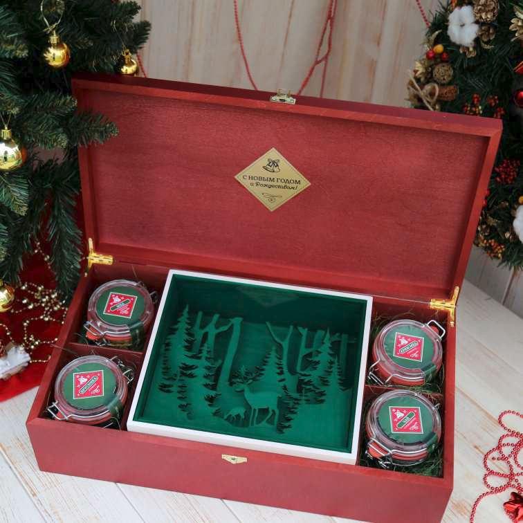Подарочный набор на Новый год