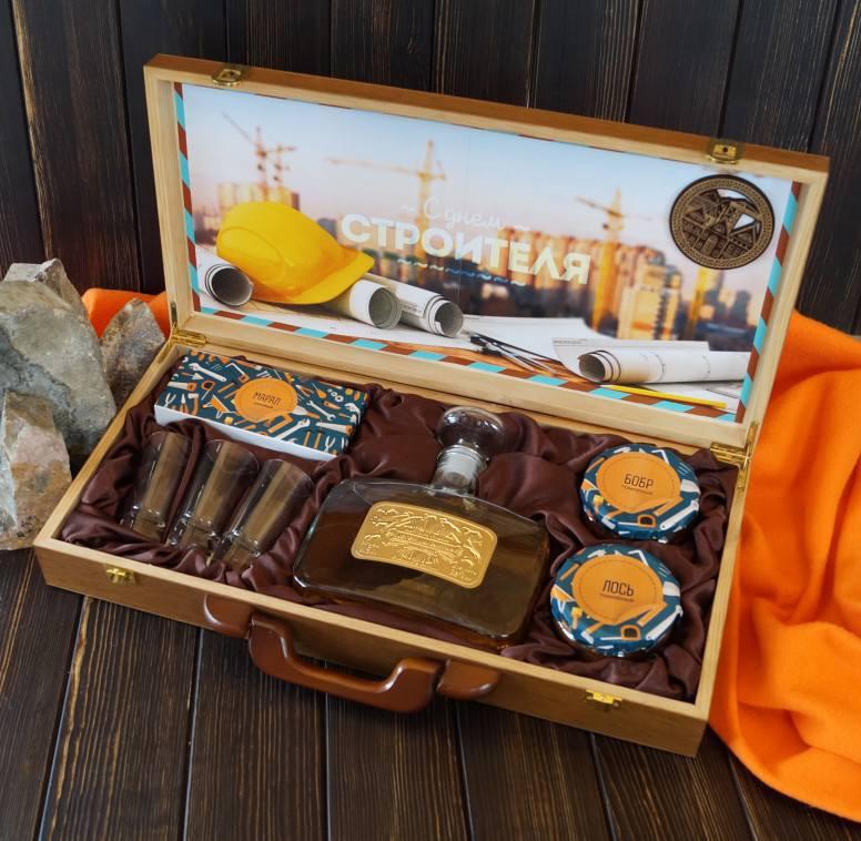 Подарочный набор сибирских вкусностей