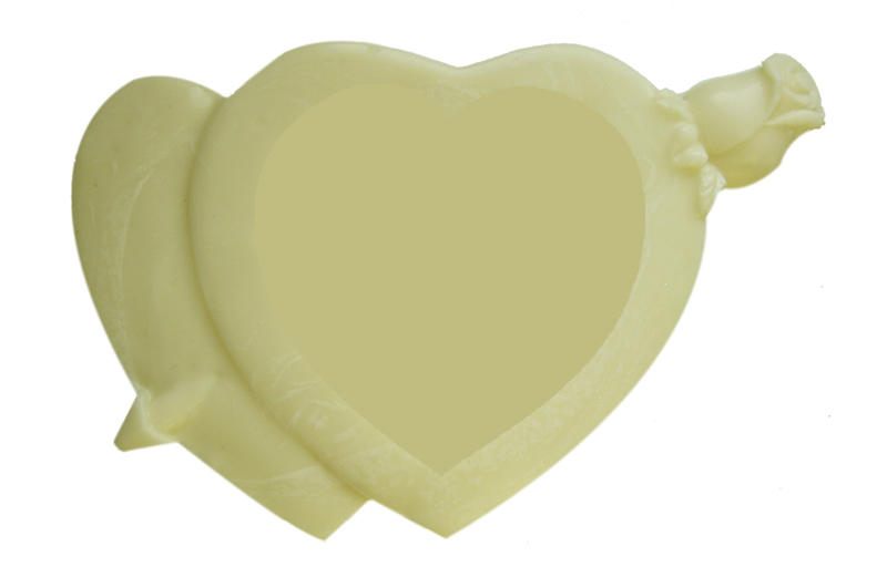 Фигурный шоколад на День Святого Валентина