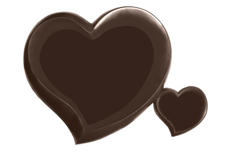 Шоколадная фоторамка