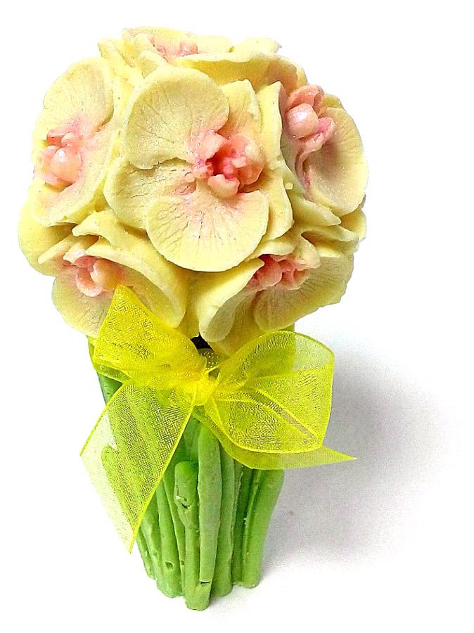 Букеты цветов из шоколада