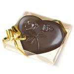 Шоколад фигурный. Шоколадное сердце