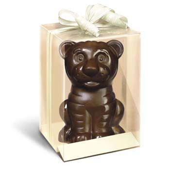 Шоколадный тигр