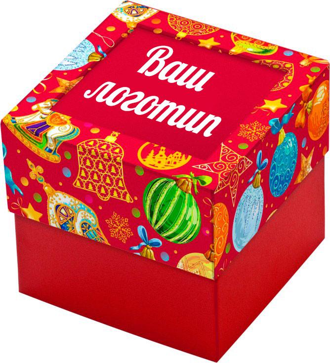 Конфеты ручной работы в упаковке с персонализацией