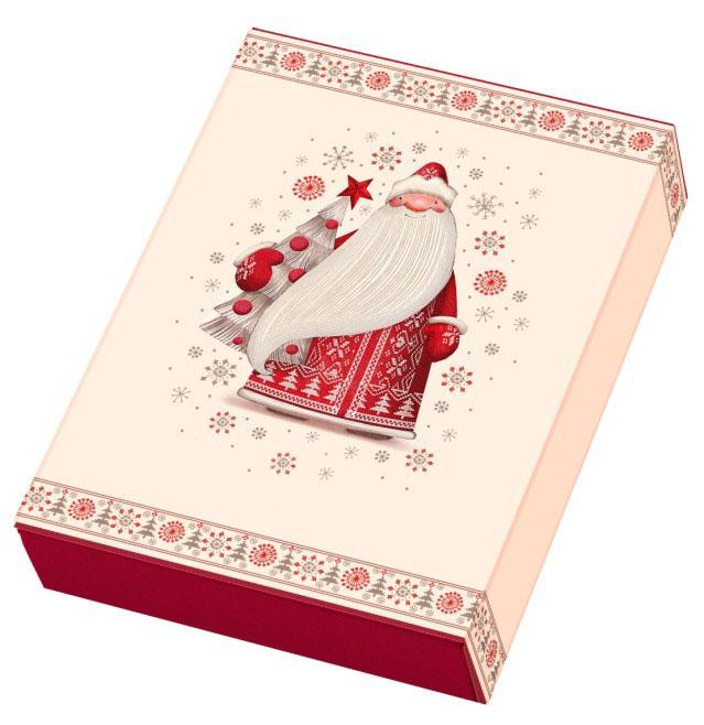 Конфеты ручной работы в упаковке типа «пенал»
