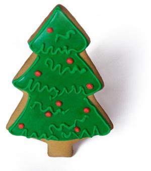 Новогоднее печенье и пряники