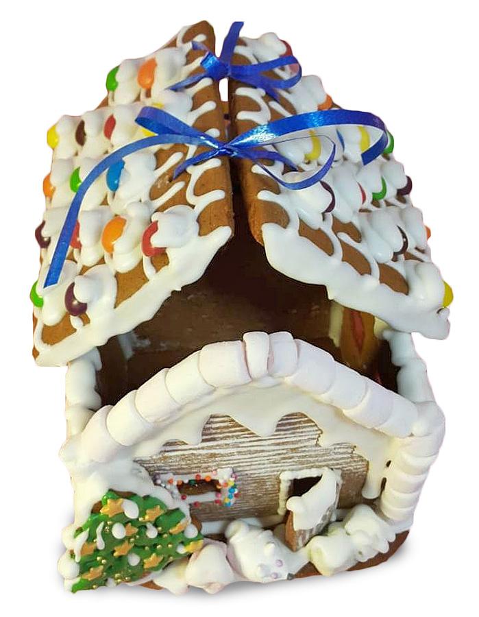 Пряничный дом в подарок