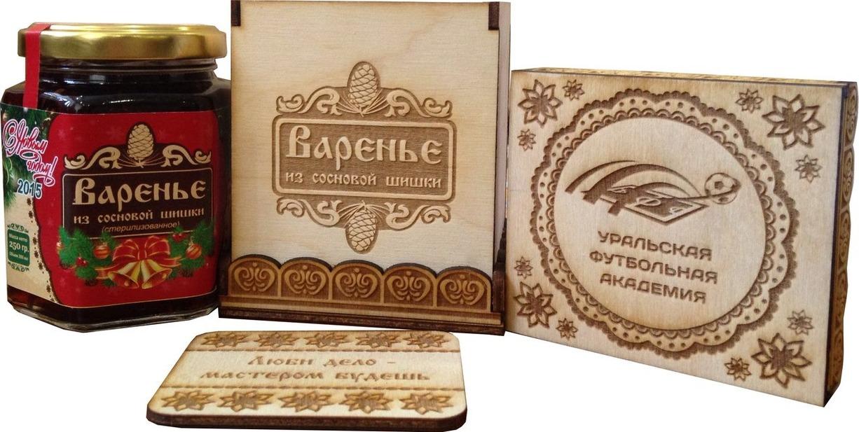 Подарочные наборы вкусностей из Сибири