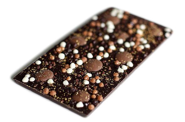 Эксклюзивный подарочный шоколад - подарок на 23 февраля