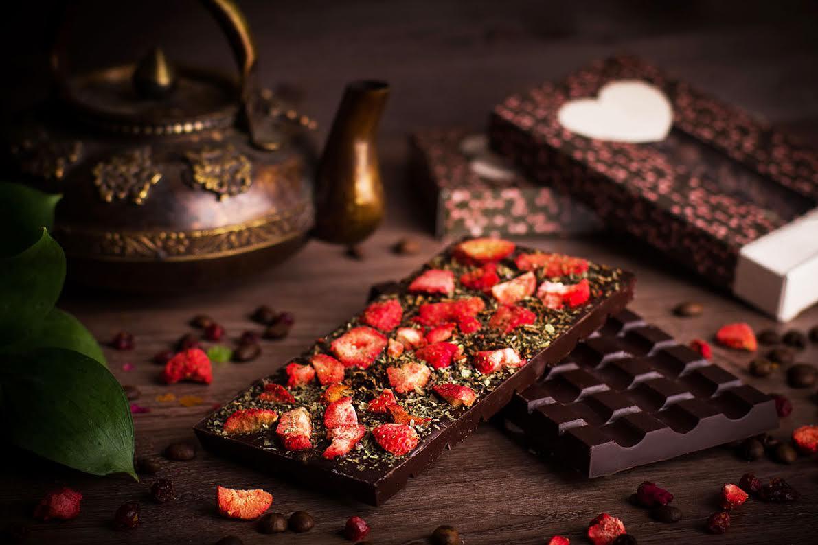 Эксклюзивный шоколад с наполнителями