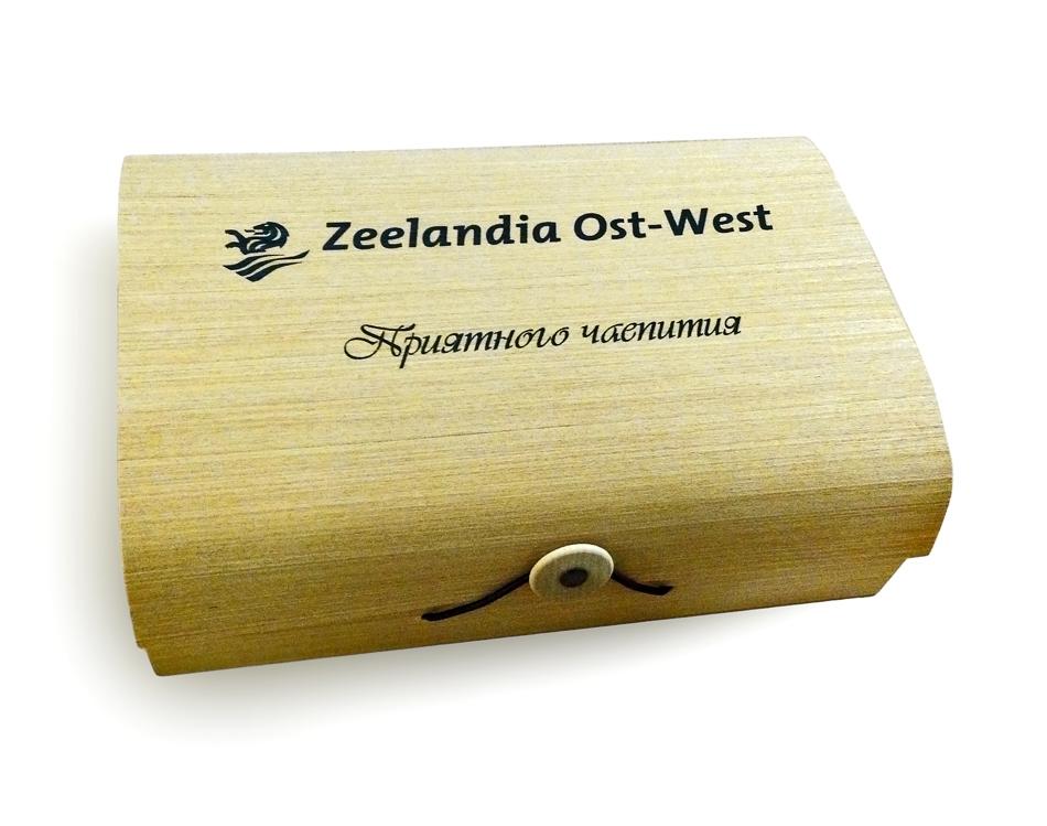 Подарочная упаковка для съедобных сувениров