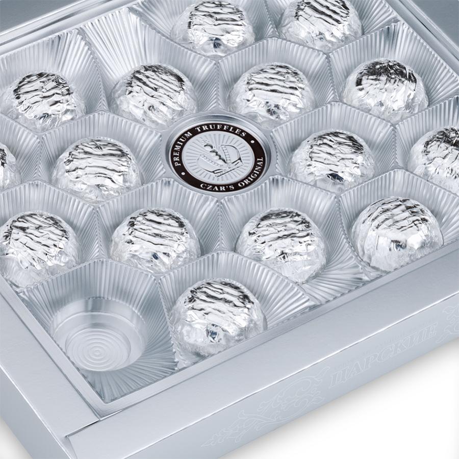 Серебряные конфеты