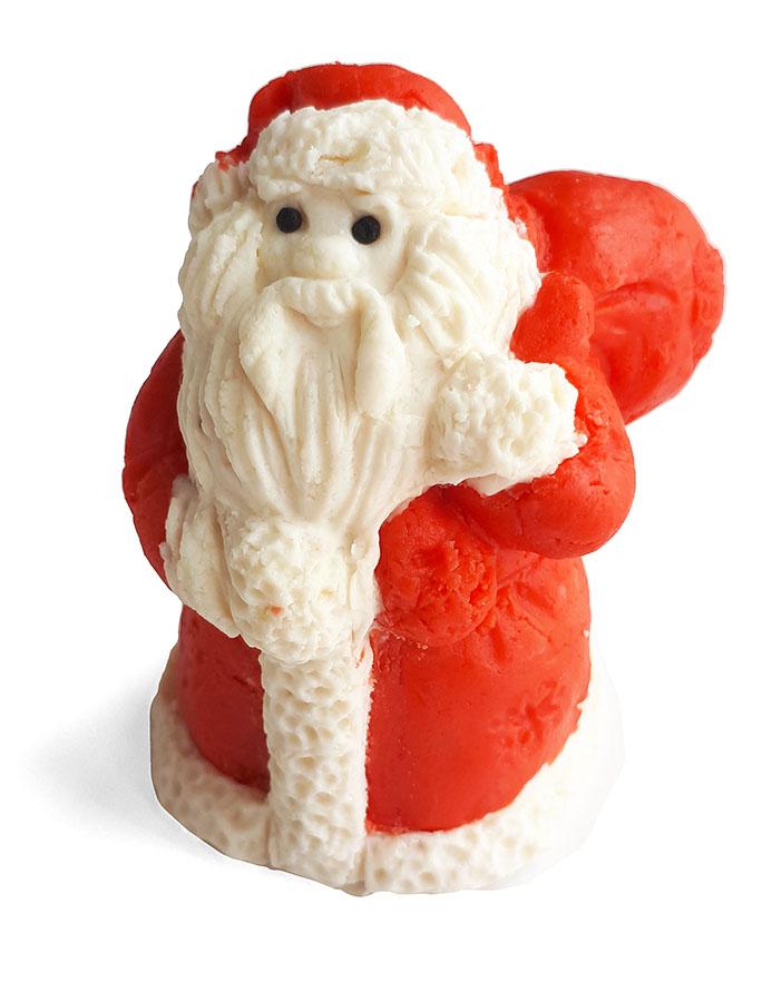 Марципановый Дед Мороз