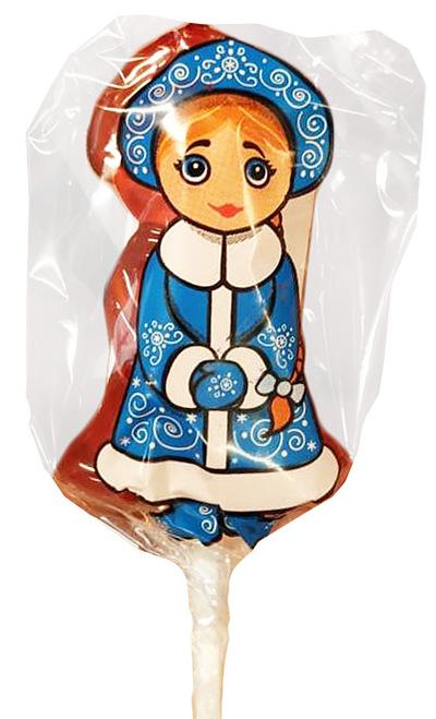Новогодние леденцы с логотипом