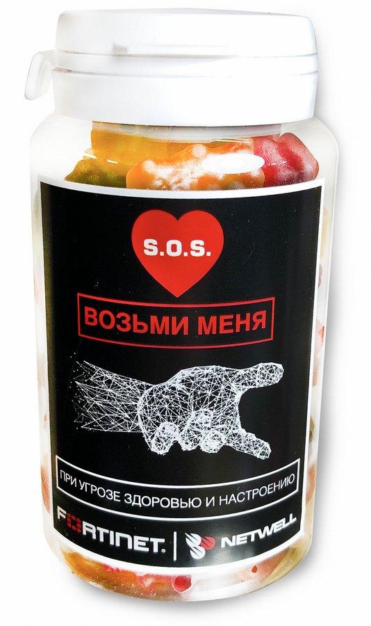 Фруктово-ягодный мармелад «Мишки «Харибо»
