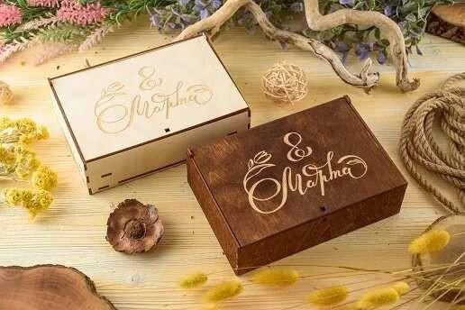 Подарочный набор вкусностей с логотипом