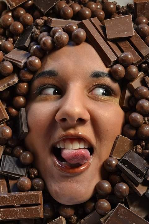Россияне так любят шоколад, что он может закончиться