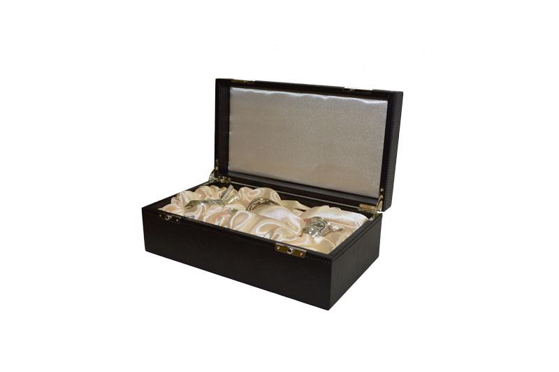 Подарочный набор из Кубачинского серебра