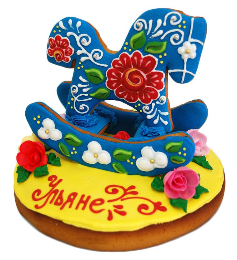 Подарок для VIP-персон - 3D-пряник