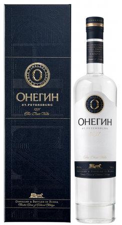 Подарочная водка Онегин