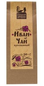 Иван-чай с логотипом