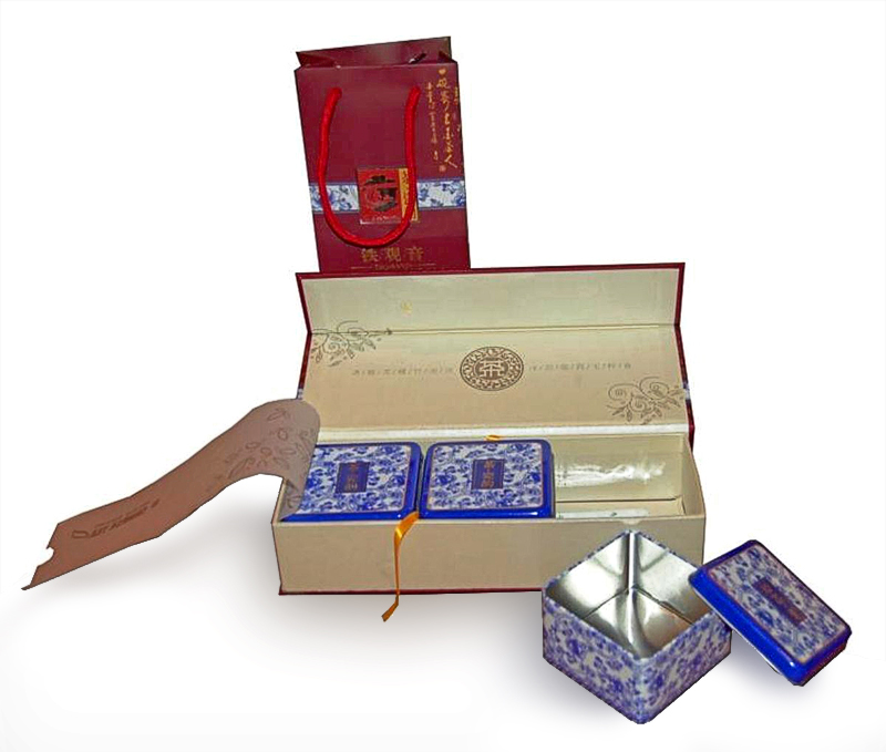 Элитный китайский чай в подарок на Восточный Новый год