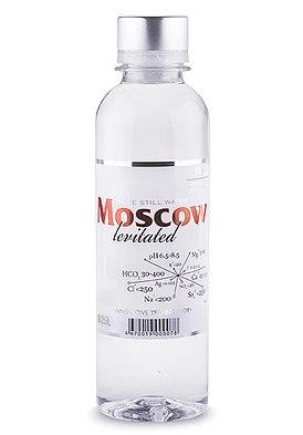 Московская левитированная вода в пластиковой бутылочке 0,25 л