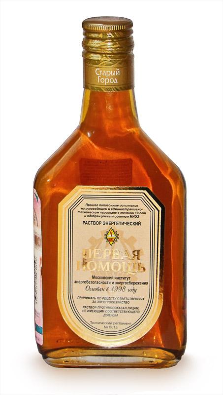 Брендированные алкогольные напитки