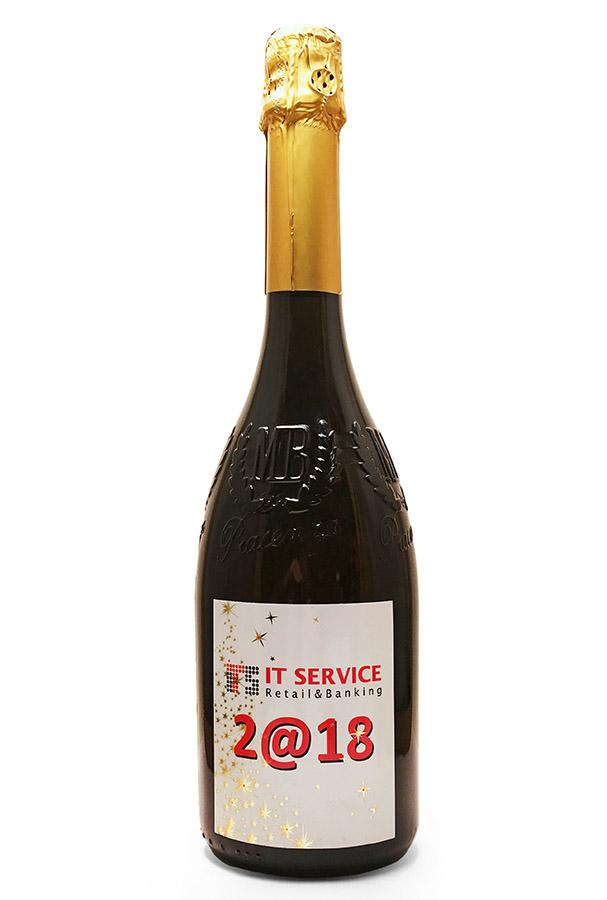 Игристое вино Мастро Бинелли