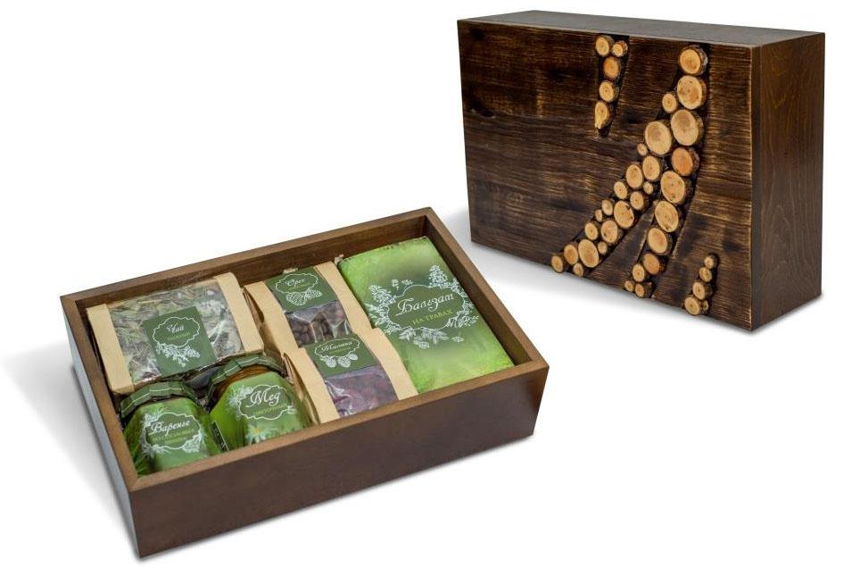 Подарочный набор Лесные угодья