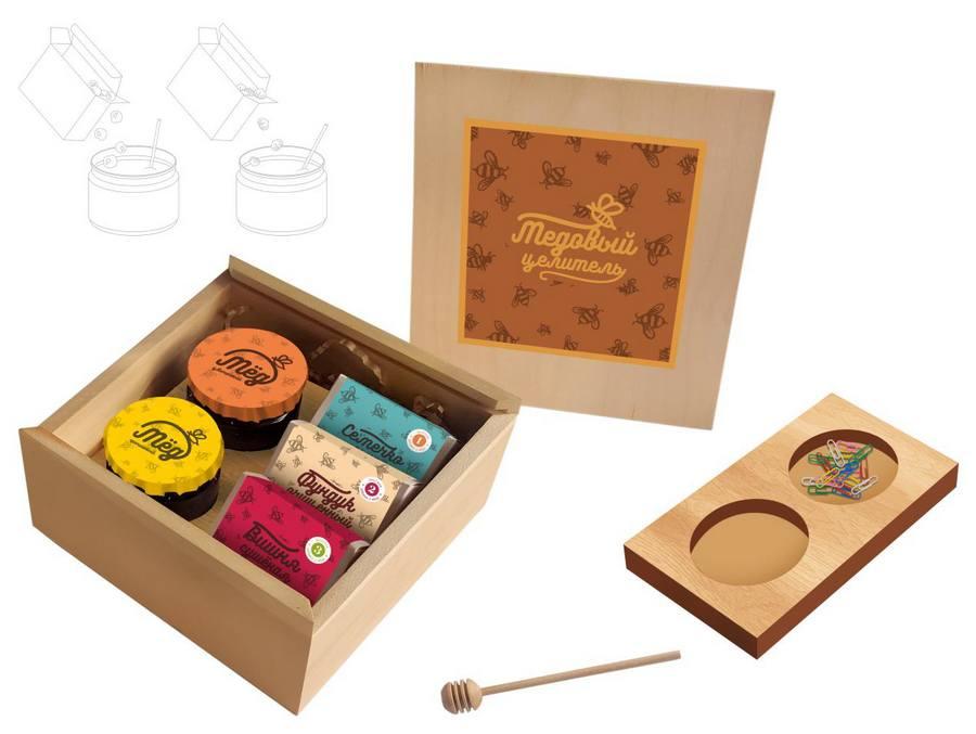 Подарочный набор Медовый целитель
