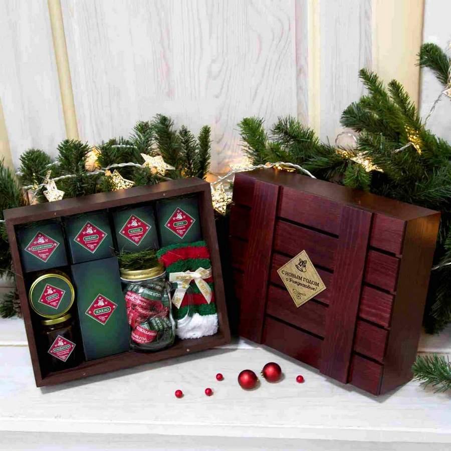 Подарочные наборы из Сибири на Новый год