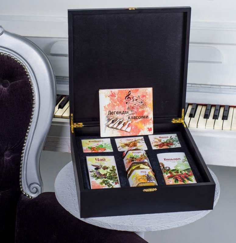 Подарочный набор Оркестр вкуса