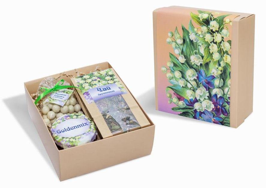 Подарочный набор Подарок весны
