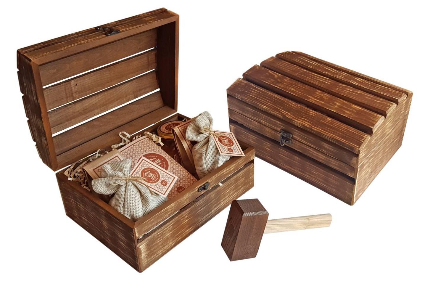Подарочный набор Клад шахтера