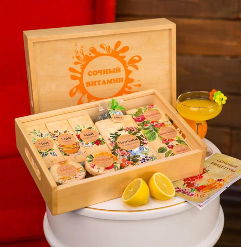 Подарочный набор Сочный витамин