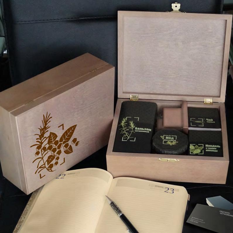 Подарочный набор Стильный презент
