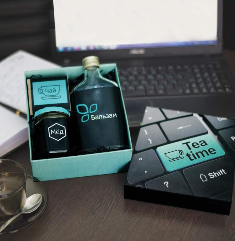 Подарочный набор Время чая
