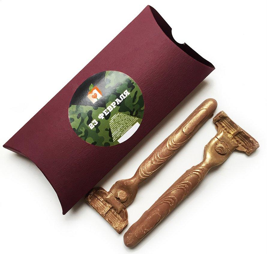 Подарочный набор из 2 бритв