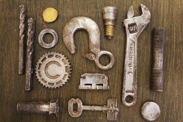 Подарочный набор шоколадных инструментов с крюком