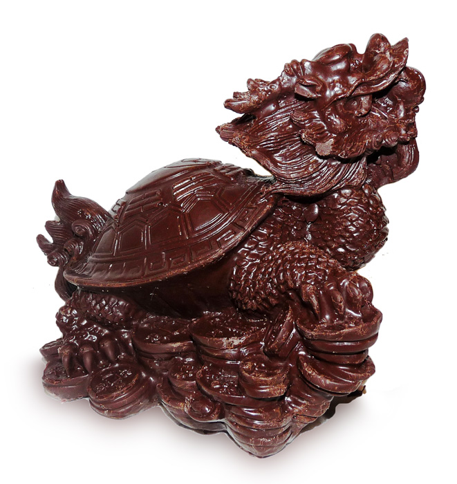 Шоколадный символ года 2012