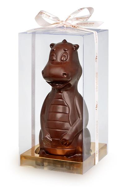 Шоколадный дракон большой
