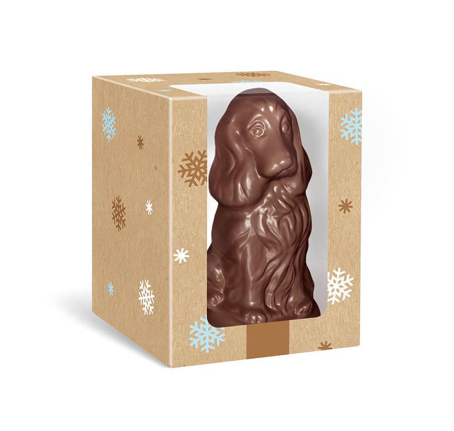 Шоколадный пес