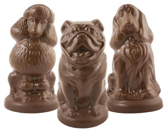 Шоколадные собаки