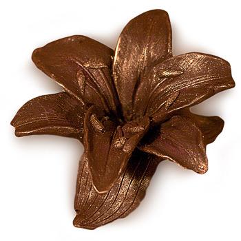 Шоколадная лилия