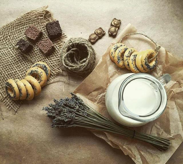 Набор фигур из шоколада